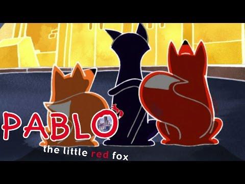 Pablo le petit renard - Jour de Marché S01E03 HD