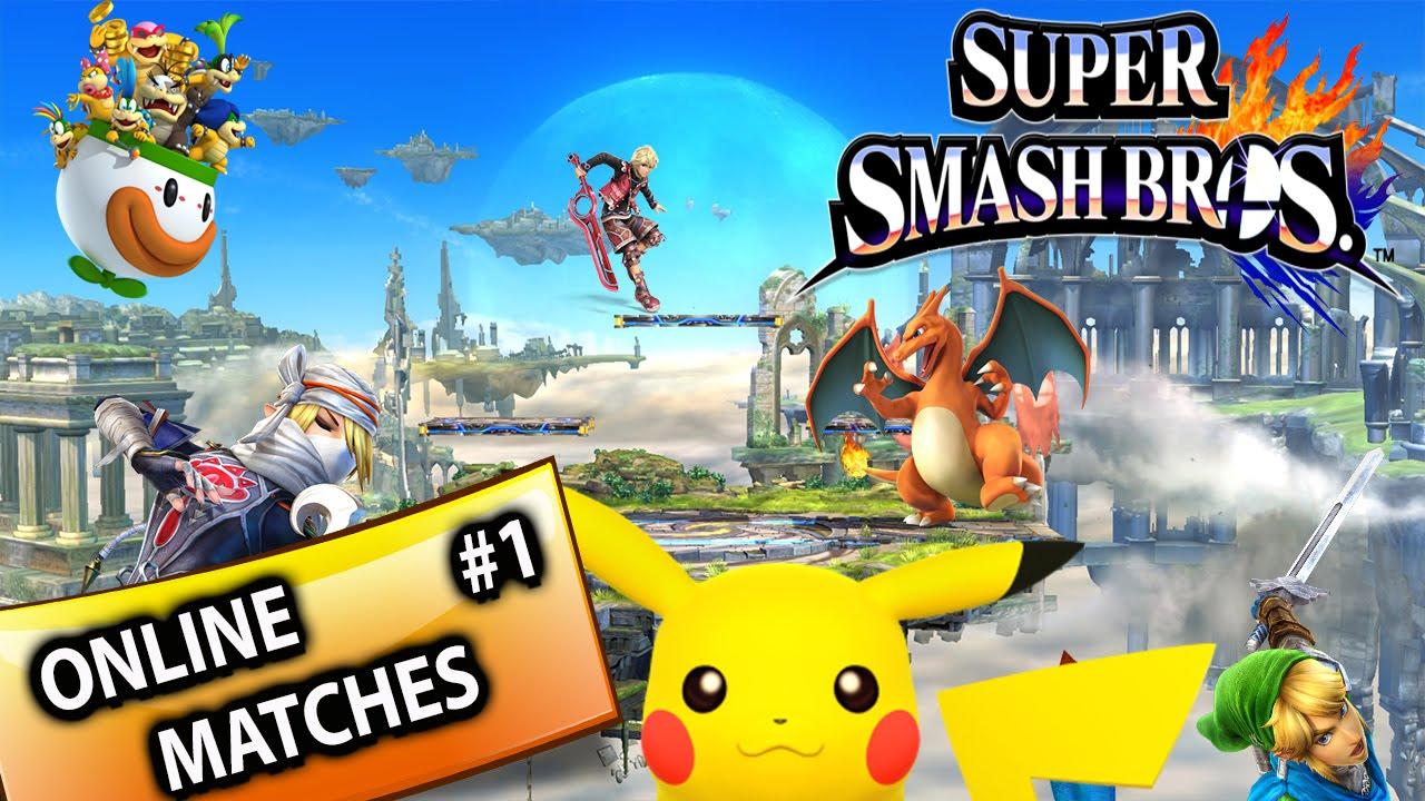 Super Smash Bros Online