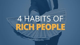 The 4 Best Habits of Rich People | Brian Tracy