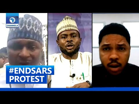 Don't #EndSARS, Transfer Them To Northern Nigeria - Arewa Youths | Channels Beam