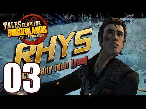 Tales From The Borderlands Walkthrough Part 3: Scooter (PC Gameplay Episode 2)