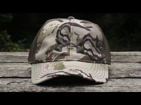【Unboxing】UNDER ARMOUR  Ridge Reaper Barren  Baseball Cap