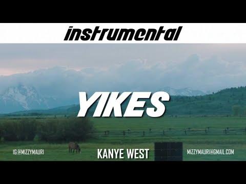 Kanye West - Yikes (INSTRUMENTAL) *reprod*