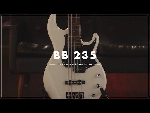 Yamaha BB Series Demo   BB235