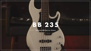 Yamaha BB Series Demo | BB235