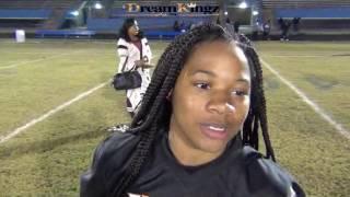 CHRISTAL SMITH POST GAME INTERVIEW VS FLETCHER