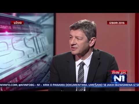 N1 Pressing: Sasa Radulovic (4.4.2016)