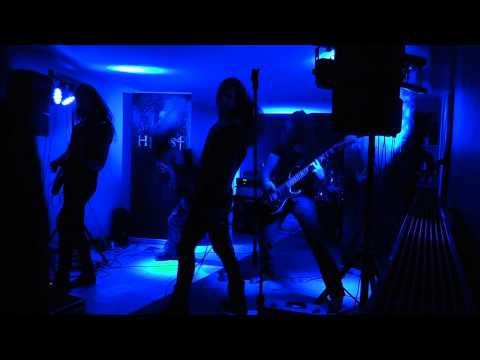 Herfs† live @ Winterfrost Party (Fennange, LUXEMBOURG)