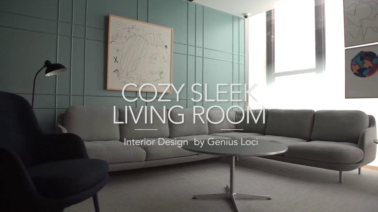 Republic Of Frtiz Hansen Jakarta And Style Decor Present Modern And Sleek Living Room Youtube