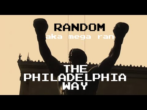 Mega Ran - The Philadelphia Way (NEW SONG)