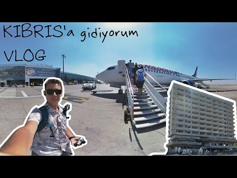 Laptopum Düştü! - Kapalı Maraş - Kıbrısa Gidiyorum! | Vlog