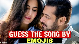 Guess The Song By Emojis- Bollywood Songs Challenge