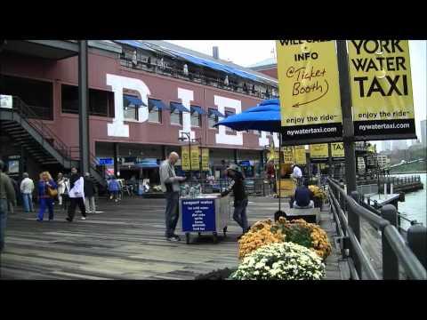New York City South Street Seaport