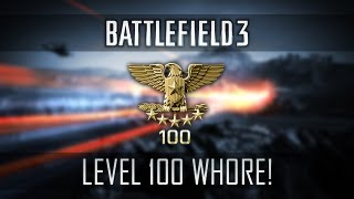 level 100 whore bf3 funny moment