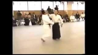 【合気道】怪物・塩田剛三の神業の合気道【aikido】