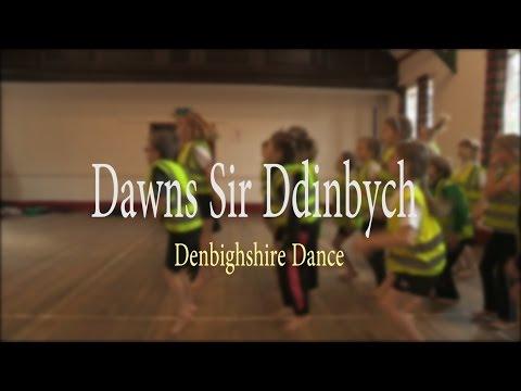 Dawns Sir Ddinbych - Denbighshire Dance
