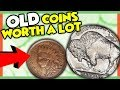 10 SUPER OLD COINS WORTH MONEY - EXTREMELY RARE COINS!!
