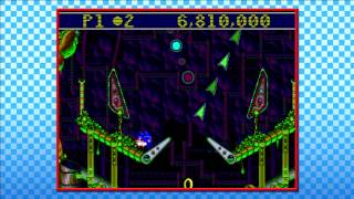 Sonic Spinball Quick Play (Sonic Month 2014)