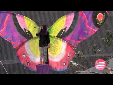 Katy Perry MMVA Rehearsal