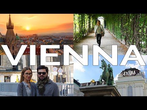 VIENNA AUSTRIA | TRAVEL VLOG