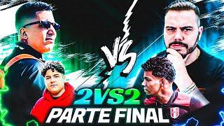 MRTUCAN ME LLAMA CARE HUEVO Y NOS DAMOS EL PVP 2 VS 2 😈 AL MEJOR DE 3.. Y ESTO PASO .🔴Parte Final👀.