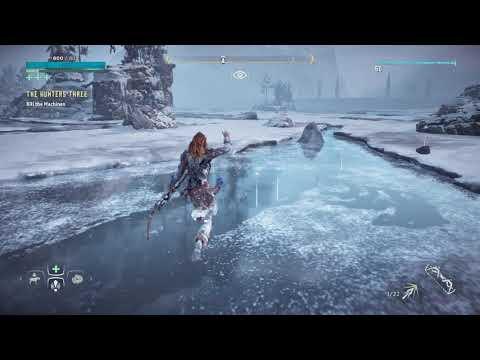 Horizon Zero Dawn Complete Edition : The Frozen Wilds |