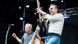 JD McPherson - Let the Good Times Roll (Live at Rock the Garden)