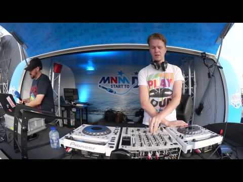 MNM: Start To DJ - AVALONN - Set halve finale