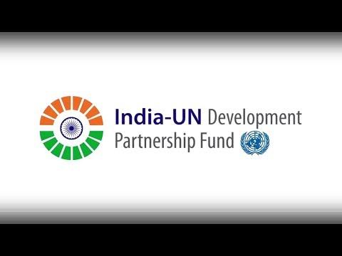 India-UN Development Partnership Fund