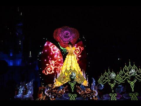 Paint The Night Parade - Disneyland Resort - Town Square