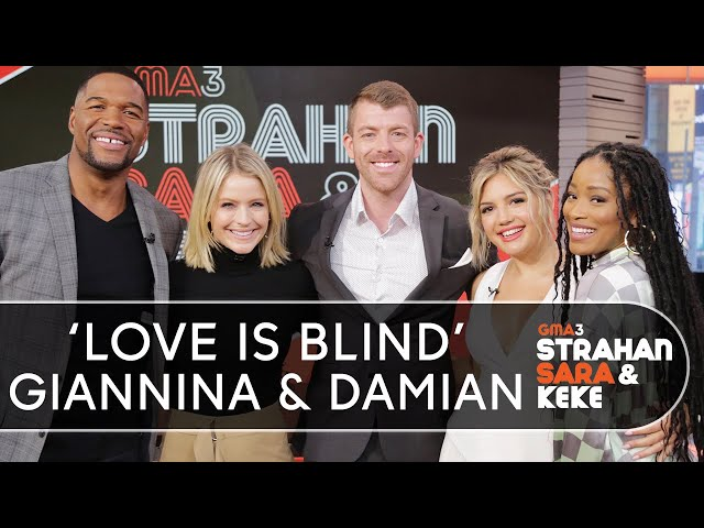 \'Love Is Blind\' Couple Giannina And Damian Put Their Love To The Test