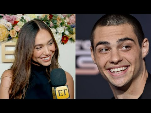 Alexis Ren Reveals How She and Noah Centineo Met and It's Actually Very Normal