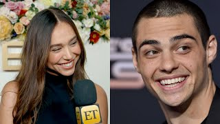 Alexis Ren Reveals How She Met Noah Centineo And If Theyand39re In Love Exclusive
