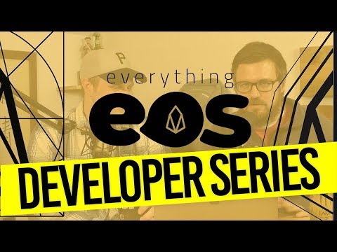 EOS Dev Series: Tools for EOS dApp Development to Maximize Speed and Efficiency thumbnail
