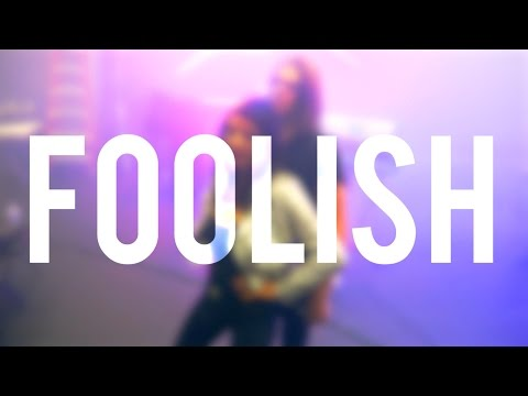 Rebecca Black - Foolish (Lyric Video)