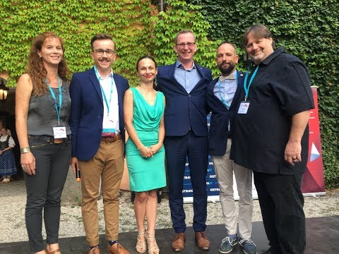TBEX Ostrava 2018 Speakers, Sponsors and VIP Party - Unravel Travel TV
