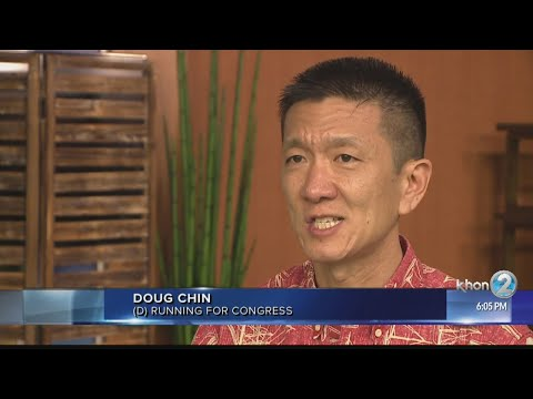 Attorney General Doug Chin will step down to run for Congressional seat