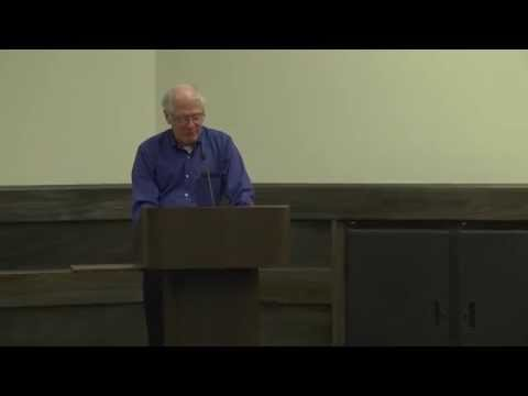 """""""The Craft Apprentice: From Franklin to the Machine Age in America"""" – Dr. Bill Rorabaugh at EvCC"""