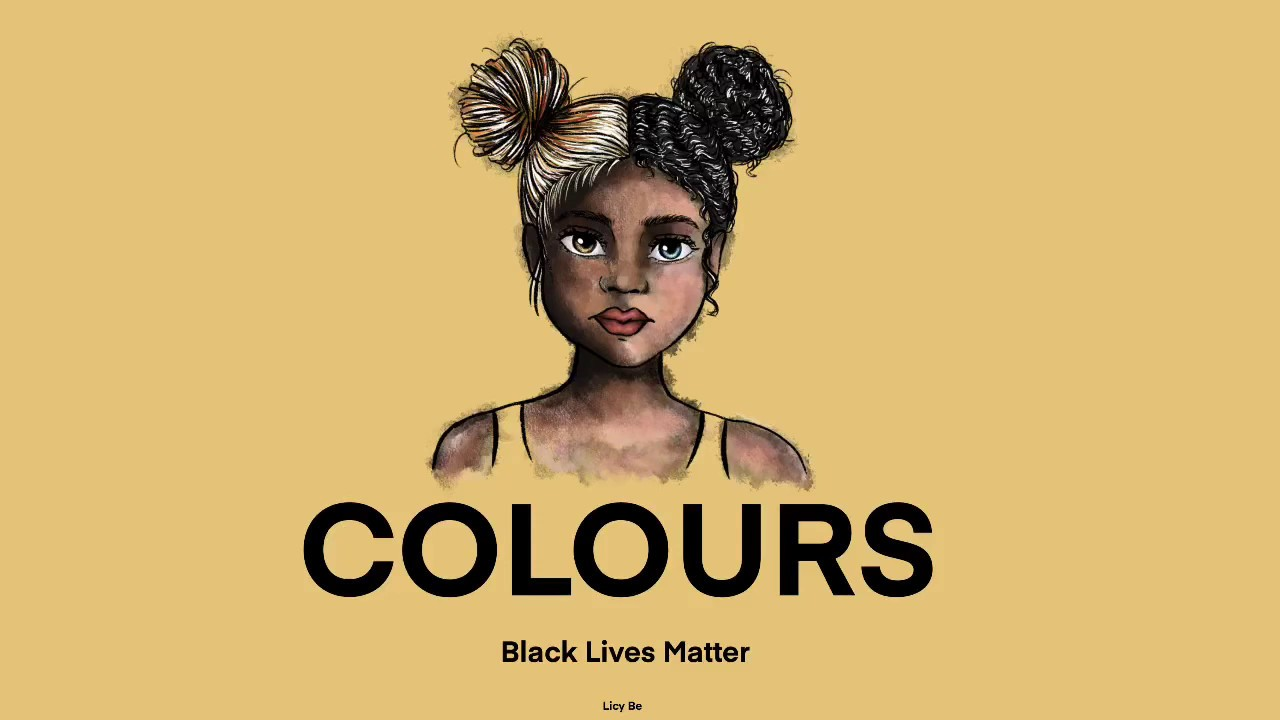 Black Lives Matter Spoken Word Poem by Licy Be