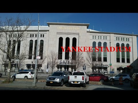 Yankee Stadium New York