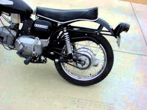 1967 Harley Sprint Aermacchi