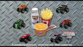 Monster Jam - Monster Trucks At Burger King all through January