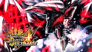 "MONSTER HUNTER 4 ULTIMATE: ¡ZINOGRE ESTIGIO, ""LOBO INFERNAL""!"