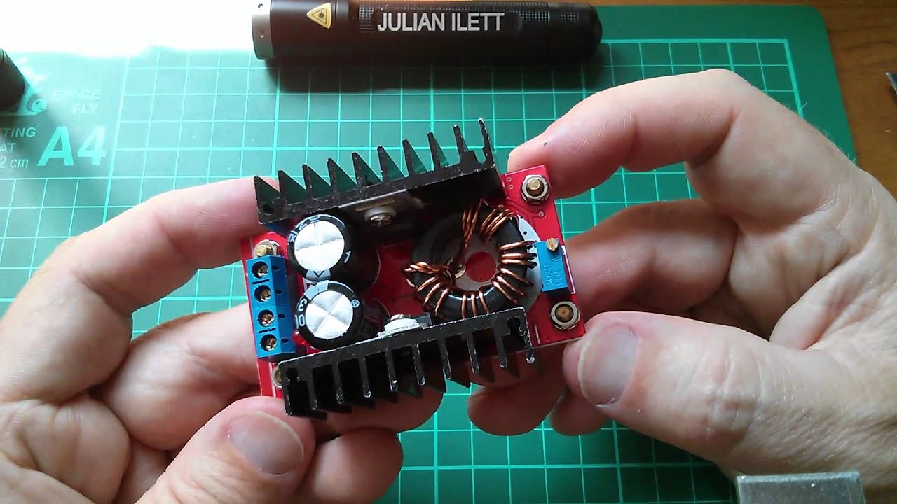 Postbag 11 Led Drivers 150w Boost Converter Usb Ch340 Youtube 12v Switching Car Psu By Uc3843 74ls02 Premium