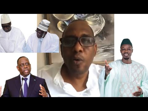 Logiciel espion pegasus:Ousmane Ba révèle«Macky gneup lay déglou khalif yi, té bala mouy teud day...