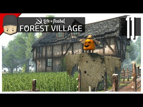 Life is Feudal Forest Village - Ep.11 : Plague, Tornado & Sheep!