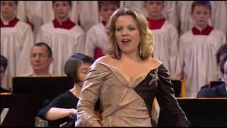 """Renee Fleming sings """"Rejoice greatly"""" Messiah by Handel"""