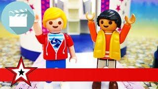 Playmobil Film deutsch   Playmobil City sucht das Supertalent   Playmobil Schule
