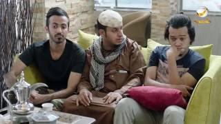 """مسلسل شباب البومب 5 - الحلقه 23 - """" جمهره """""""