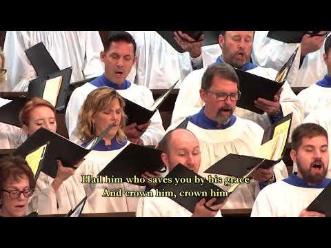 All Hail the Power of Jesus Name DIADEM